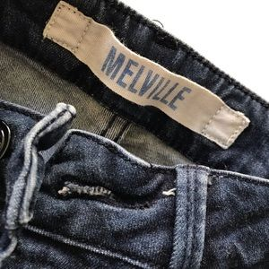 BRAND NEW HIGH WAISTED BRANDY MELVILLE JEANS
